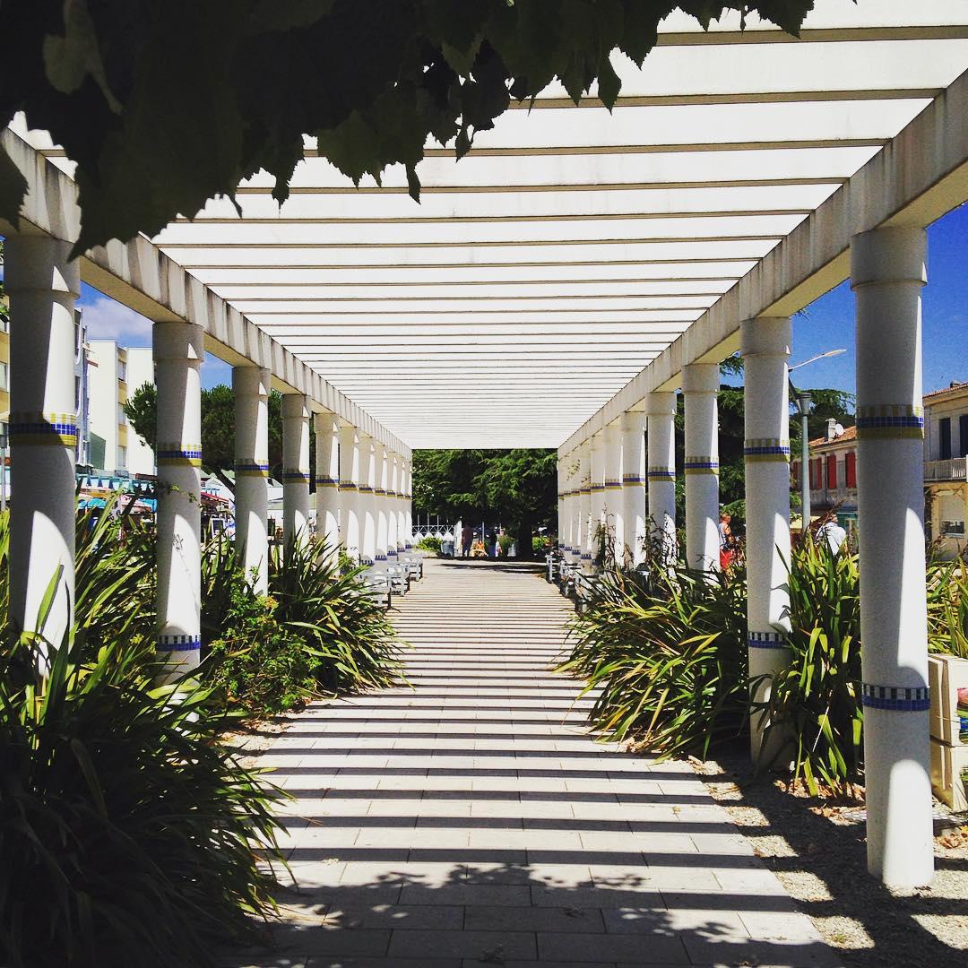 place du Commerce Saint-Palais-sur-Mer