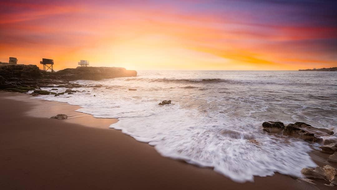 Photographie de la plage du Platin - par froniemihnea